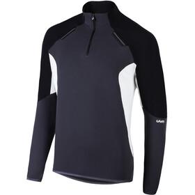 UYN Move Bluza z zamkiem błyskawicznym Mężczyźni, charcoal/black/pearl grey